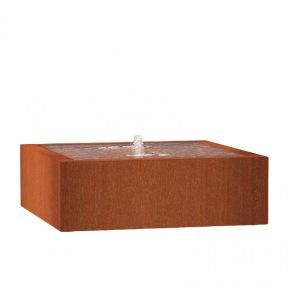 socorten pr sente une collection illimit e de murs cloisons pare vue en acier corten pour des. Black Bedroom Furniture Sets. Home Design Ideas